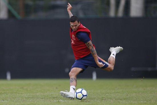 Ramon é o único jogador do elenco campeão nacional pelo Vasco