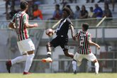 Talles em ação diante do Fluminense (Foto: Rafael Ribeiro/Vasco.com.br)