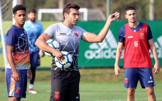Treino CT Palmeiras 2
