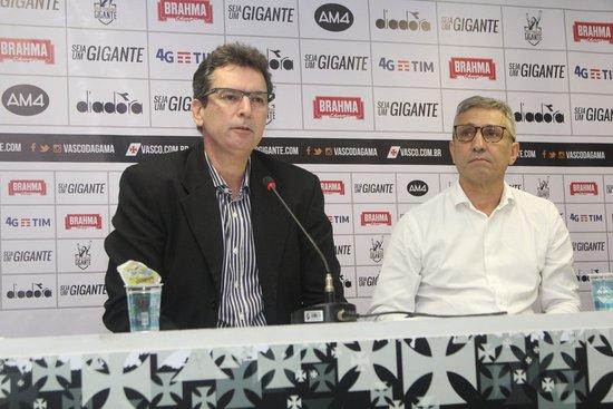 Alexandre Faria e Alexandre Campello definem os rumos do futebol sem o comitê gestor