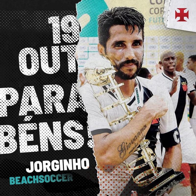Jorginho Beach Soccer