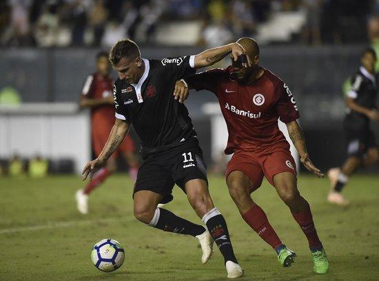 Maxi López em Vasco x Inter