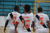 beach soccer (Foto: Site Oficial do Vasco)