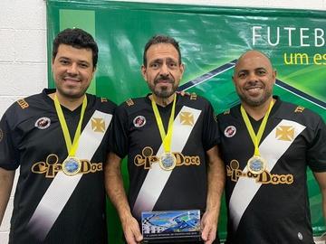 C.R. Vasco da Gama – 3º lugar do Estadual dde Equipes 2018 da Categoria Liso