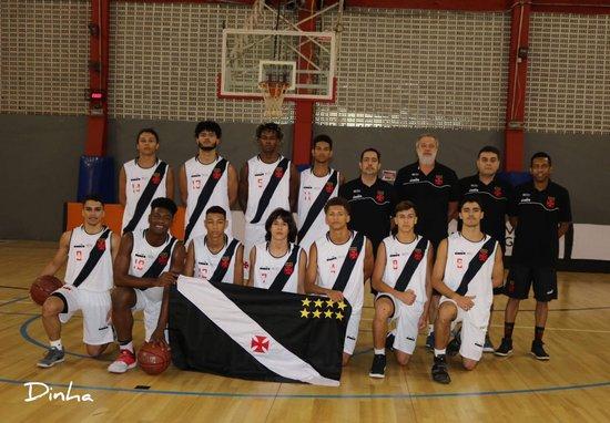 Delegação do Gigante da Colina na Copa do Brasil Sub-16