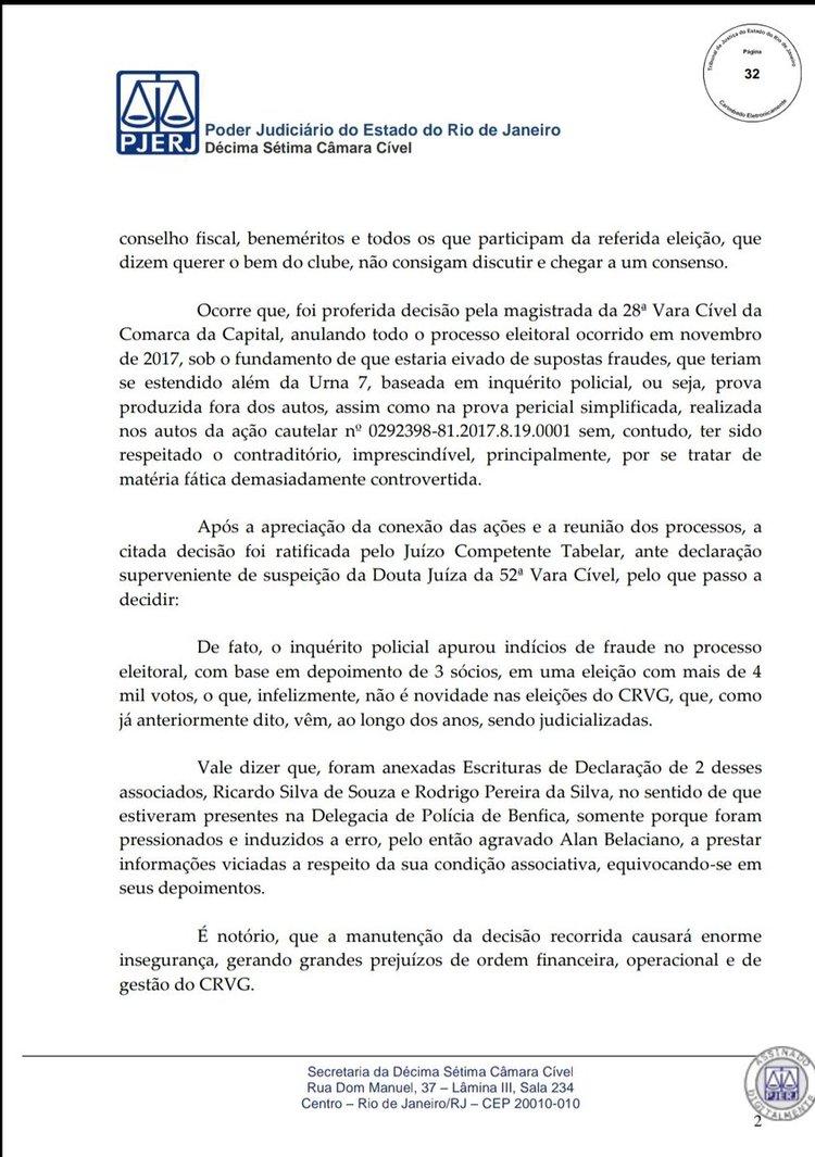 Texto da Desembargadora Márcia Ferreira Alvarenga pt 2