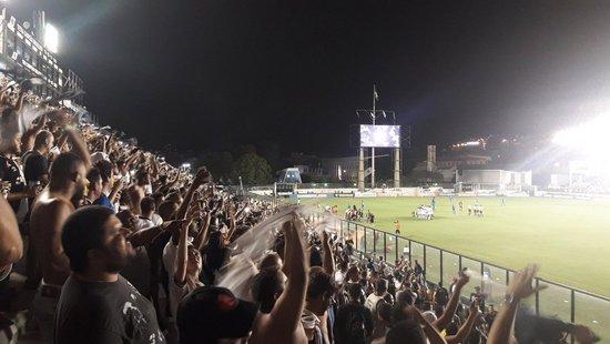 Torcida do Vasco lotará São Januário