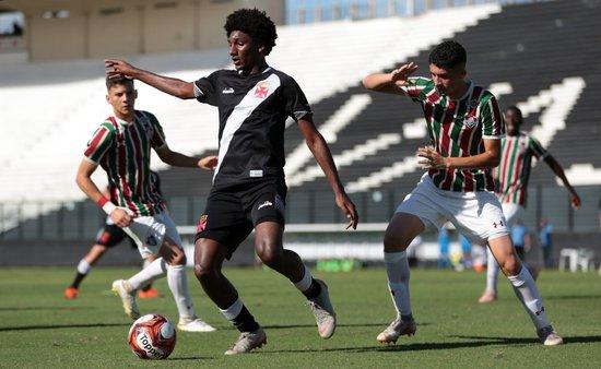 Vasco x Fluminense Sub-17