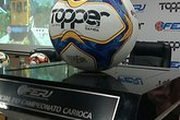 Bola do Campeonato Carioca 2019 (Foto: FFERJ)