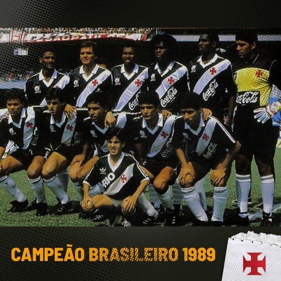 Campeão Brasileiro 1989