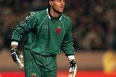 Carlos Germano em ação pelo Vasco contra o Real Madrid, em 1 de dezembro de 1998 (Foto: Reprodução/Internet)