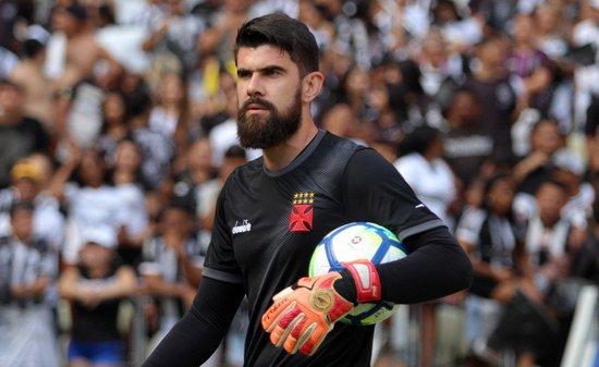 Fernando Miguel em Ceará x Vasco