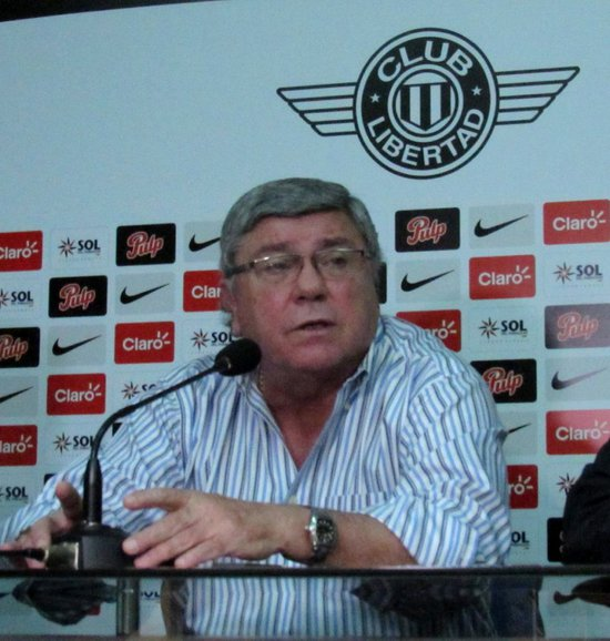 Francisco Gimenez Calvo participou de toda a negociação com Martin Silva