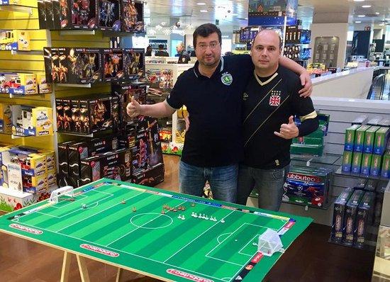 Marcelo Lages (Vasco da Gama) e Miguel Faria (Sporting Clube)