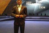 Premio Paralimpicos (Foto: Site Oficial do Vasco)