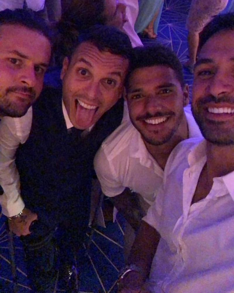 Ramon, Henrique e Luan
