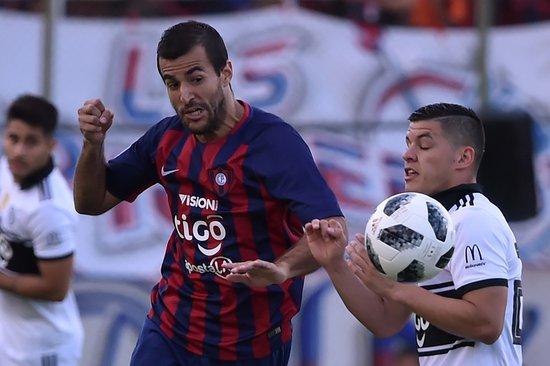Raúl Cáceres Cerro Porteño