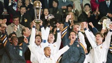 Real Madrid foi campeão do Mundial de Clubes de 1998