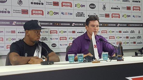 Ribamar e Alexandre Farias