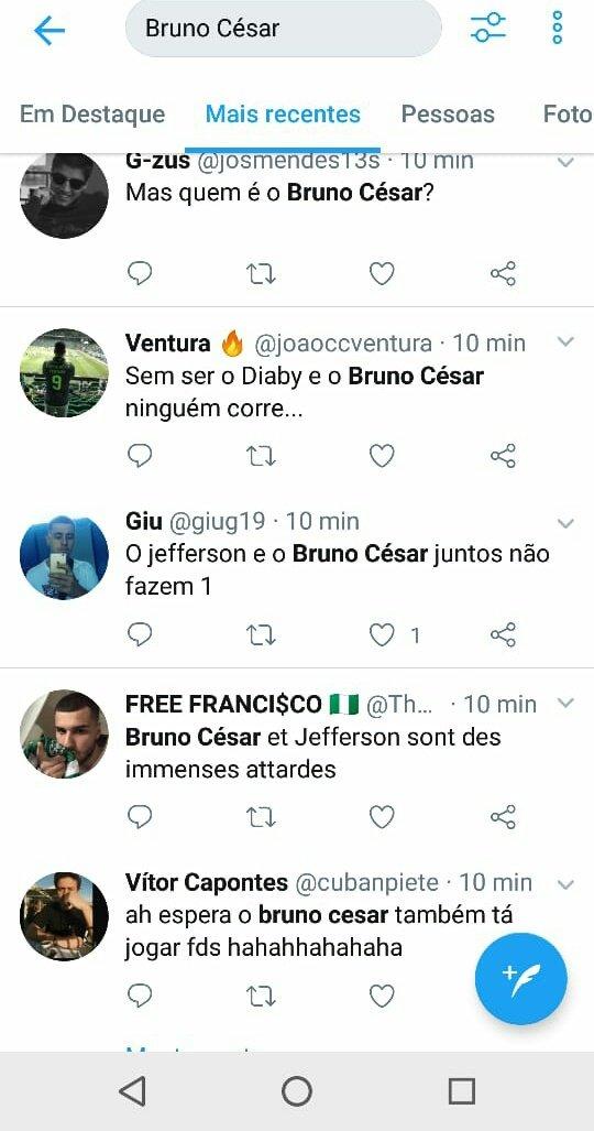 Torcedores do Sporting sem paciência com Bruno César