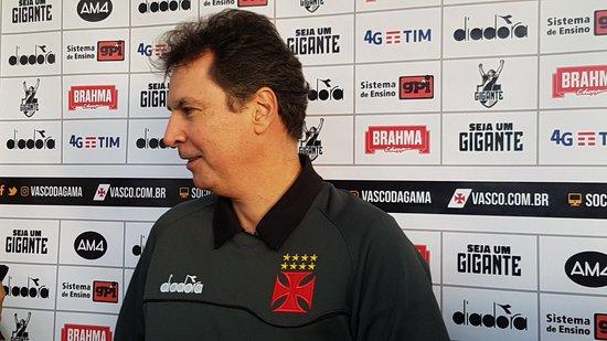 Alexandre Faria elogiou o departamento de registros do clube