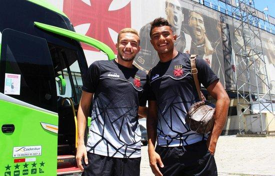 Caio Lopes e Werick