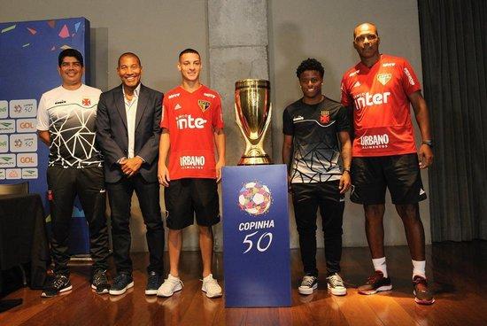 Copa SP: Vasco x São Paulo