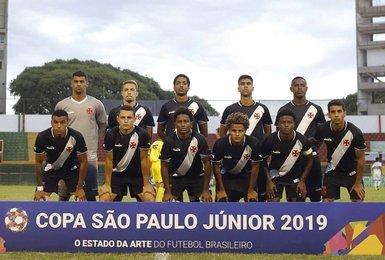 Copa SP Vasco