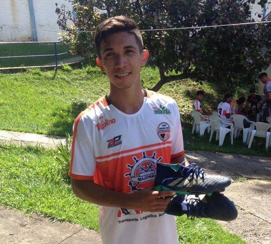 Juninho, atleta do Carajás