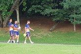 Lucas Mineiro, Winck e Danilo Barcelos (Foto: Felipe Schmidt/GE)