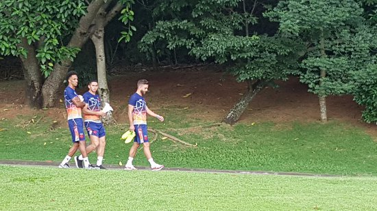 Lucas Mineiro, Winck e Danilo Barcelos