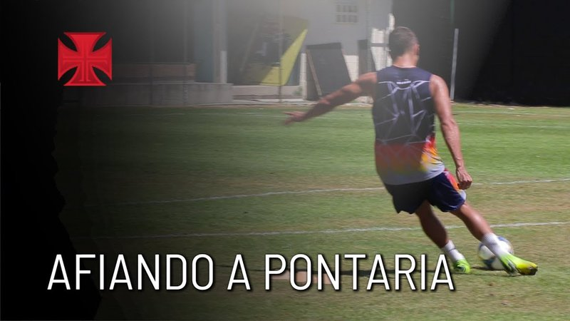 Vídeo  Veja como foi o último treino do Vasco antes da estreia do Carioca -  SuperVasco c6dce760bfc9c