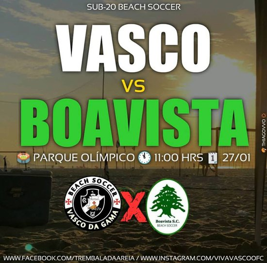 Vasco Beach Soccer