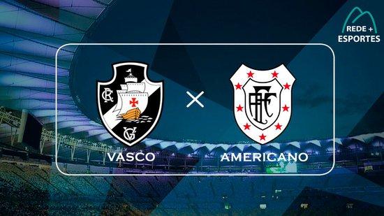 Vasco x Americano