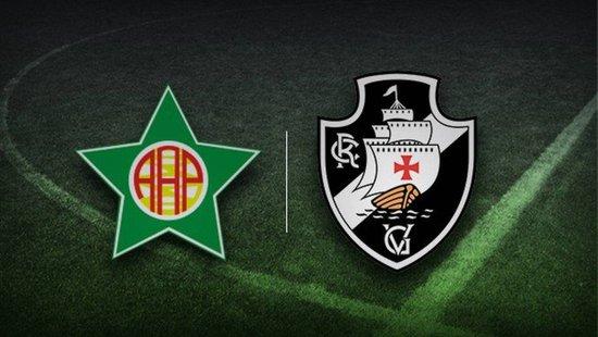 Vasco x Portuguesa-RJ