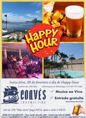 Convés Happy Hour