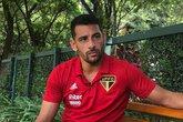 Diego Souza tem contrato com o São Paulo até o fim desta temporada (Foto: Marcelo Hazan)