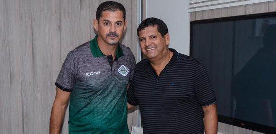 Ex-Vasco, Valdir Bigode foi contratado pela Cabofriense para a Taça Rio