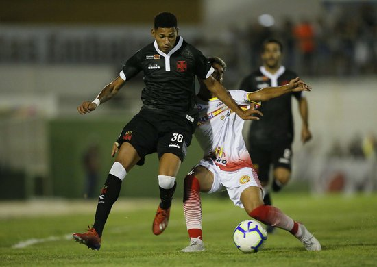 Jogadores vascaínos valorizam a o espírito de luta apresentado na Bahia