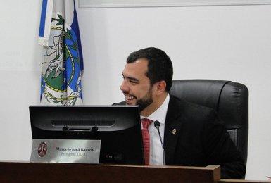 Marcelo Jucá, presidente do TJD-RJ e da Comissão de Esportes da OAB-RJ