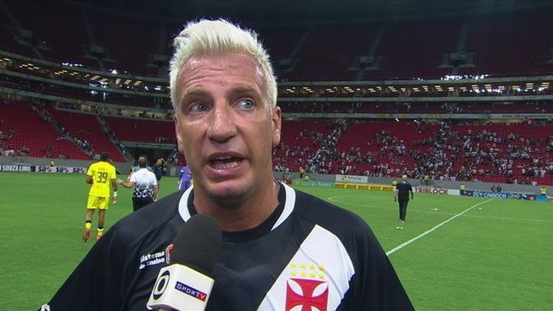 Maxi López após partida contra o Fluminense