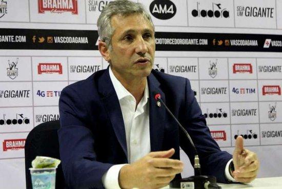 Presidente do Vasco, Alexandre Campello