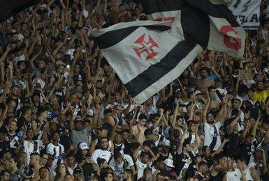Torcida do Vasco no Maracanã