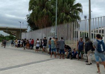 Vídeo de pequeno vascaíno comemorando no Maracanã viraliza