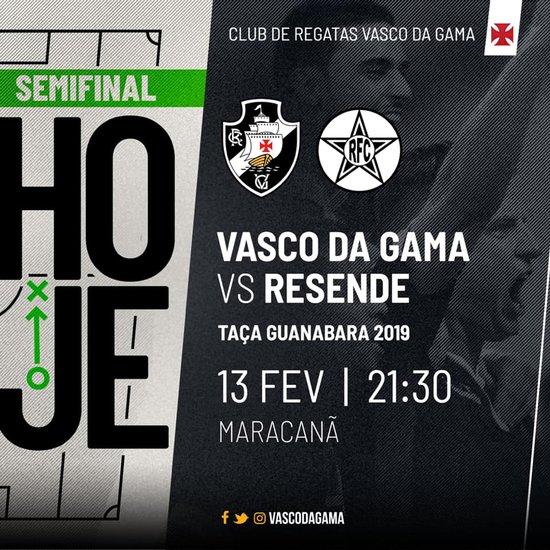Vasco x Resende