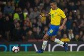 Allan foi titular da seleção brasileira contra a República Tcheca na última terça (Foto: Pedro Martins/Mowa Press)