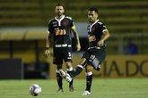 Bruno Silva em ação contra o Resende (Foto: Rafael Ribeiro/Vasco.com.br)
