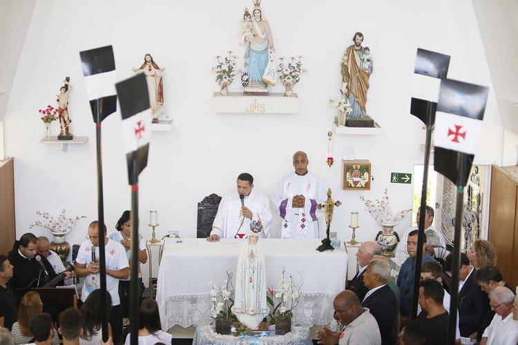 Missa em homenagem a memória de Eurico foi celebrada