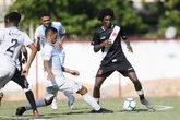 Talles marcou um gol e deu uma assistência diante do CSP-PB (Foto: Rafael Ribeiro/Vasco.com.br)
