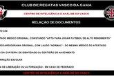 Testes para jogar no Vasco (Foto: Vasco.com.br)